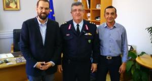 Νεκτάριος Φαρμάκης: «Προϋπόθεση ευημερίας και ανάπτυξης η δημόσια ασφάλεια»