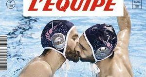 Το πρωτοσέλιδο της L'Equipe για την ομοφοβία που προκαλεί αίσθηση