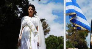 Θέρμο: Η «Ελλάδα» της Ιεράς Πομπής Μεσολογγίου το 2017 στο…