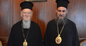 Ο νέος Επίσκοπος Ολβίας Επιφάνιος, της Ορθοδόξου Εκκλησίας της Ουκρανίας,…