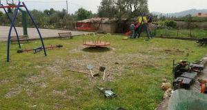 Η Ανεξάρτητη Ενωτική Πρωτοβουλία για τις εγκαταστάσεις παιδικών χαρών στο…