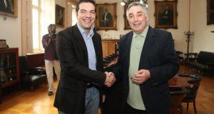 Την Πέμπτη στην Αμφιλοχία ο υποψήφιος Ευρωβουλευτής Θεοδόσης Πελεγρίνης