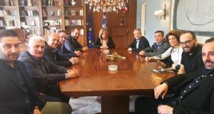 Νεκτάριος Φαρμάκης: Πρώτη μας προτεραιότητα οι επιχειρήσεις