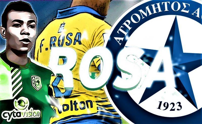 SL1: Ο Φάρλεϊ Ρόσα αποτελεί μεταγραφικό στόχο της ομάδας του Περιστερίου!