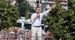 Ιμάμογλου: Οι «αιχμές» κατά του Ερντογάν και το «ευχαριστώ» στους…