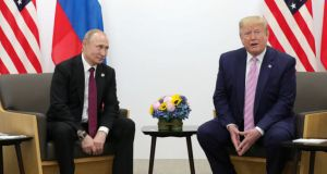 Συμφωνία Πούτιν – Τραμπ κατά των πρωτοβουλιών για εξοπλιστικό ανταγωνισμό