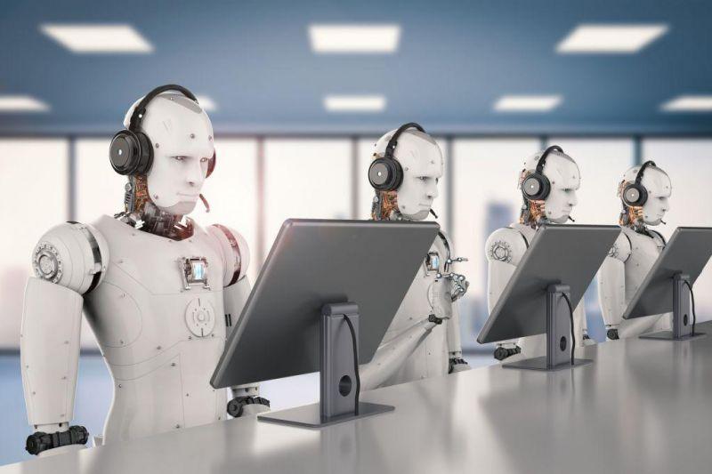 Τα ρομπότ κι οι μηχανές στην αγορά εργασίας