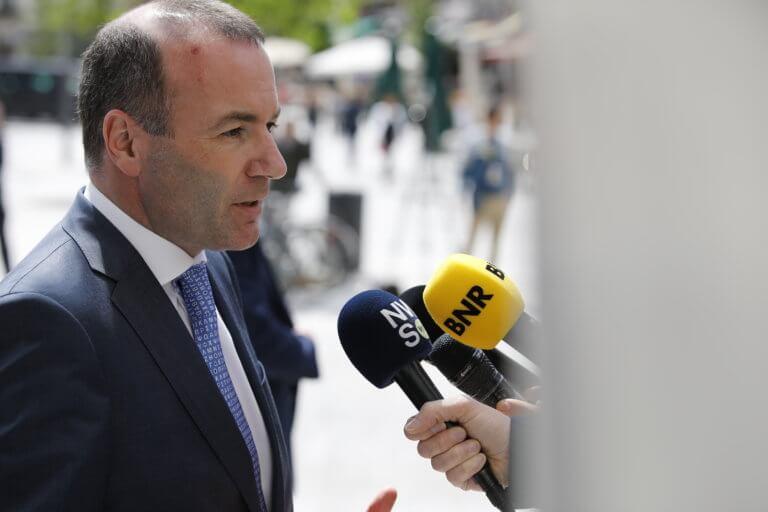Βέμπερ: Πόρτα στην υποψηφιότητα από τους Ευρωπαίους ηγέτες