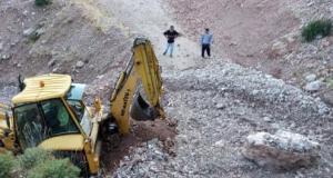 Αποκατάσταση δρόμου που οδηγεί στο καταφύγιο του Παναχαϊκού