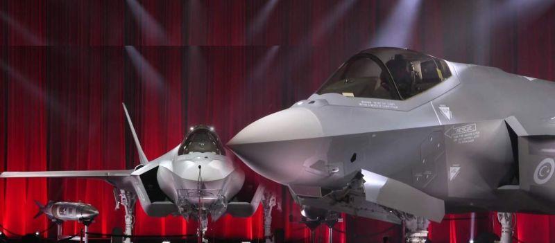 Η.Π.Α.: Αίτημα χρηματοδότησης για αποπομπή Τουρκίας από το πρόγραμμα των F-35