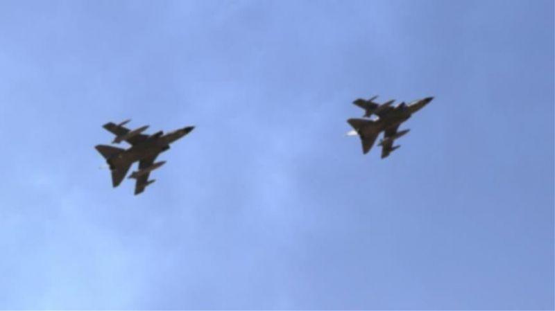 Σύγκρουση δυο στρατιωτικών αεροσκαφών στο Κατάρ