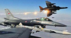 Κατεχόμενα: «Πάρτι» και εορτασμοί τουρκικών F-16 στην επέτειο της τουρκικής…