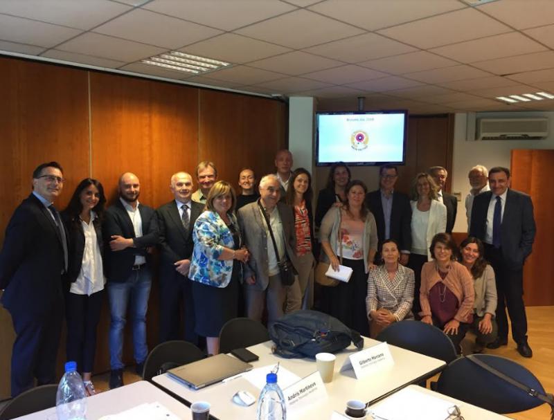 Στις Βρυξέλλες η 2η Συνάντηση Εταίρων του έργου NEW METRO για τη Μηχανοτρονική