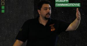 A.O. Αγρινίου: Έναρξη συνεργασίας με τον Θοδωρή Γιαννακόπουλο