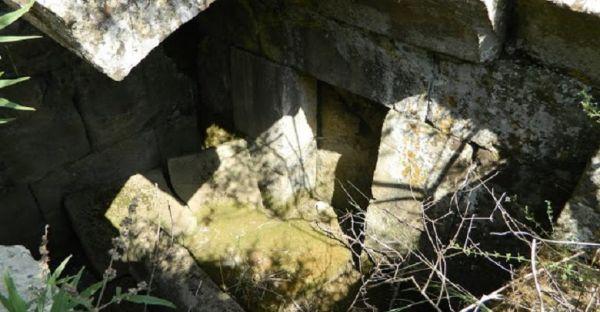 Ο θολωτός τάφος στην αρχαία Στράτο Αιτωλοακαρνανίας