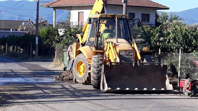 Καινούργιο Αγρινίου: Διακοπή νερού και μειωμένη πίεση στο δίκτυο, λόγω βλάβης