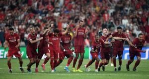 UEFA Super Cup: Πιο… τυχερή η Λίβερπουλ!