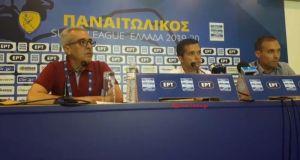 SL1 – Λουίς Κάστρο: «Θέλουμε να παίζουμε καλό ποδόσφαιρο»