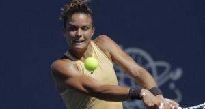 Τουρνουά Σινσινάτι: Υποκλίθηκε στο No2 της παγκόσμιας κατάταξης η Μαρία…