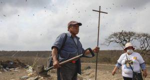 Μεξικό: Έχουν βρεθεί 3.024 μυστικοί ομαδικοί τάφοι από το 2006