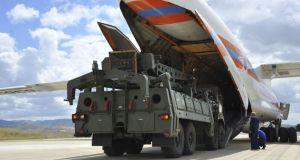 Ξεκίνησε η δεύτερη παράδοση των S-400 στην Τουρκία