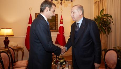 «Κλείδωσε» η συνάντηση Μητσοτάκη – Ερντογάν!