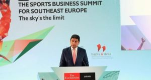 Πρόσκληση σε επενδυτές αθλητικών εγκαταστάσεων και αθλητικού τουρισμού