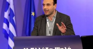 Παπαστεργίου: Ανακοίνωσε υποψηφιότητα για πρόεδρος της Κ.Ε.Δ.Ε.