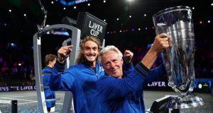 Τένις: Ο Στέφανος Τσιτσιπάς κατέκτησε μαζί με την ομάδα της…