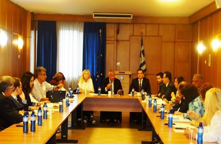Ενεργοποιήθηκε το Συμβούλιο Στρατηγικού Σχεδιασμού του ΥπAAT