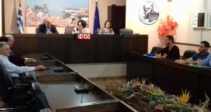 Με παρουσία Δημάρχου η «πρώτη» της Τοπικής Κοινότητας Ναυπάκτου (Βίντεο)