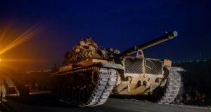 Οι πρώτες μάχες στο έδαφος μεταξύ τουρκικού τακτικού Στρατού και…