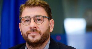 Δήλωση του Ευρωβουλευτή Νίκου Ανδρουλάκη