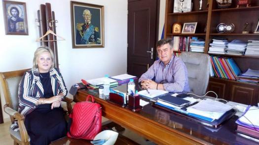 Χ. Νούλα: Ξεκινήσαμε δυναμικά από τη Βόνιτσα