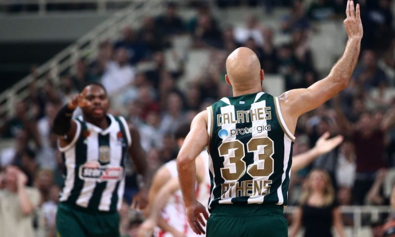 Euroleague Basketball: Νικ Καλάθης και Ντεσόν Τόμας οδήγησαν με ασφάλεια τον Παναθηναϊκό