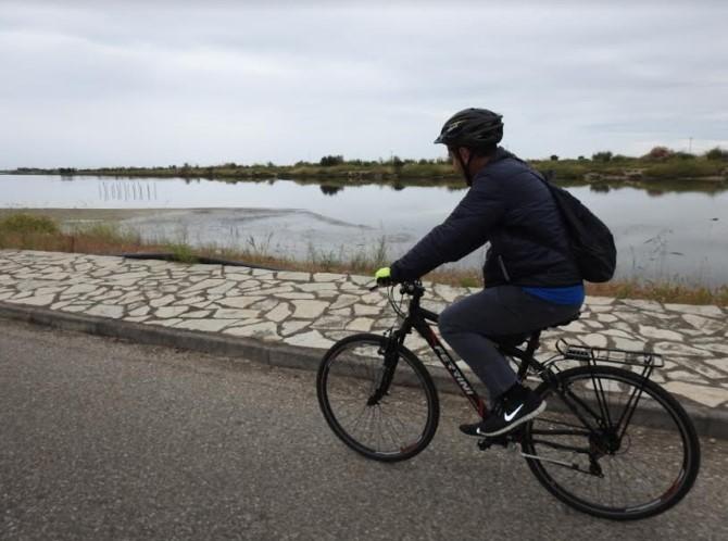 Ποδηλατική διαδρομή από την Πάλαιρο ως τον Μύτικα την Κυριακή