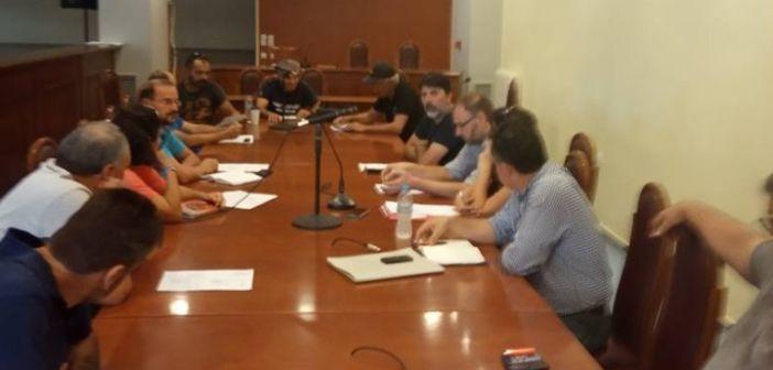 Συνάντηση των Προέδρων κοινοτήτων Δήμου Ξηρομέρου