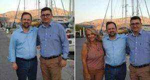 Συναντήσεις του Γ. Τριανταφυλλάκη για εναλλακτικές μορφές τουρισμού