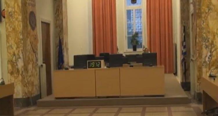 Συνεδρίαση του Δημοτικού Συμβουλίου Αγρινίου το μεσημέρι της Δευτέρας