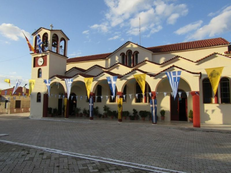 Γιορτάζει ο Ιερός Ναός Αποστόλου Φιλίππου στη Γραμματικού Αγρινίου