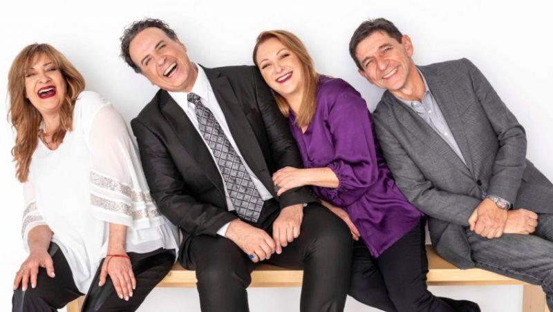 Πρωτιά στην τηλεθέαση το «Καφέ της Χαράς» – Τι νούμερα σημείωσε το «Gala»