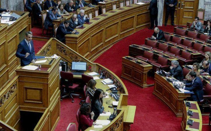 Εγκρίθηκε επί της αρχής το φορολογικό νομοσχέδιο