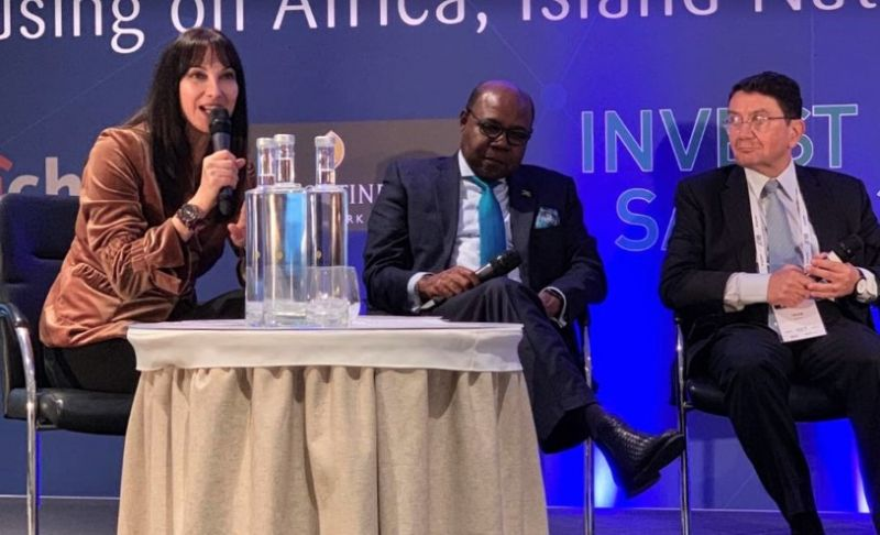 Ομιλία της Ε. Κουντουρά στο Διεθνές Συνέδριο Τουρισμού & Επενδύσεων ITIC στο Λονδίνο
