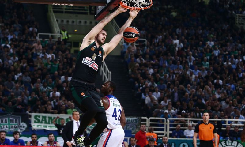 Euroleague Basketball: Αυτός ο Παναθηναϊκός μπορεί!