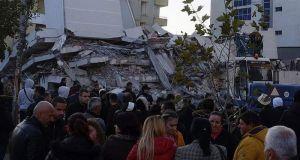 Νέος ισχυρός σεισμός 5 Ρίχτερ κοντά στα Τίρανα