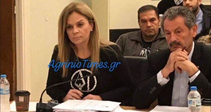 Η Χριστίνα Σταρακά για Ισολογισμό – Απολογισμό στο Δήμο Αγρινίου