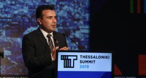 Κάλεσμα Ζόραν Ζάεφ σε Έλληνες επιχειρηματίες: «Επενδύστε στη χώρα μου»