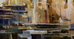 Αγρίνιο – «Αστικό Τοπίο»: Έκθεση ζωγραφικής Αχιλλέα Αϊβάζογλου