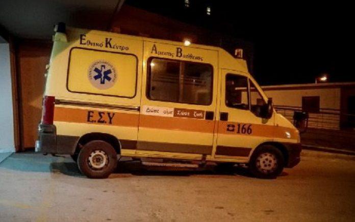 Τραγωδία στην Πάτρα, νεκρός 22χρονος σε τροχαίο με μηχανή