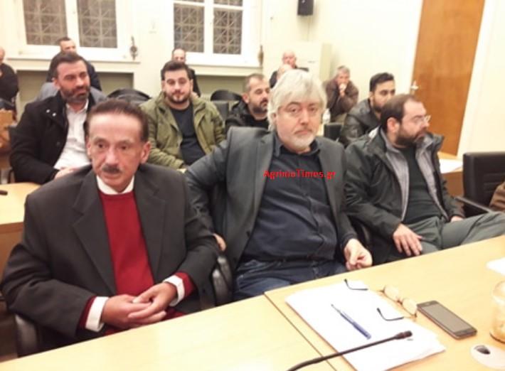 Γ. Καραμητσόπουλος: Ερώτημα σχετικά με τους Πεζόδρομους στο Αγρίνιο